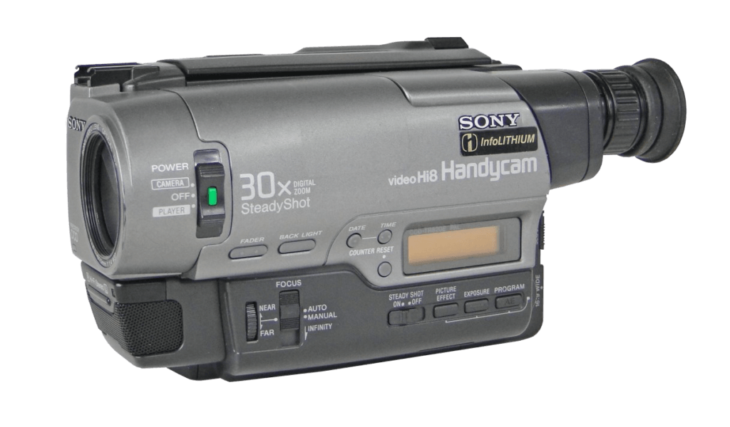 numeriser cassette camescope