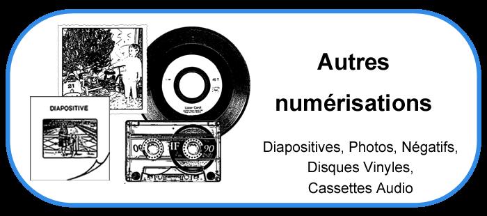 numeriser cassette vhs