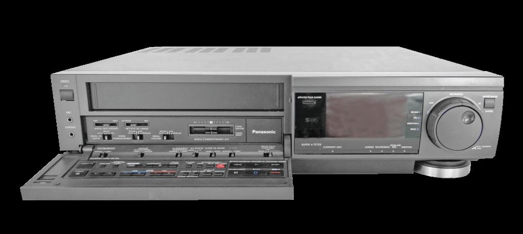Numérisation cassette VHS tarif